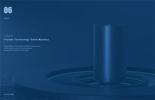 银狐设计师谈网页平面对称构图设计